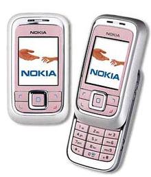 Phones in pink