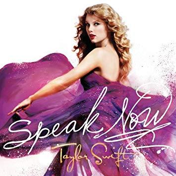 Taylor swift amazon speak now