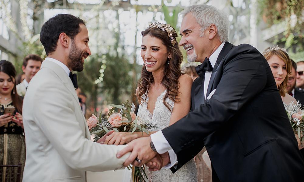 Свадьба Нори и Инги