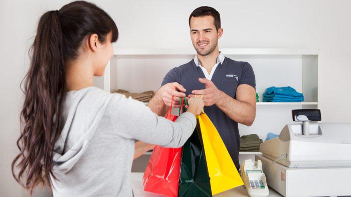 Как правильно продавцу предложить товар
