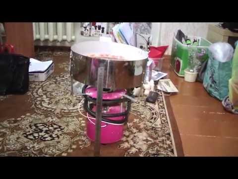 Оборудование сладкая вата