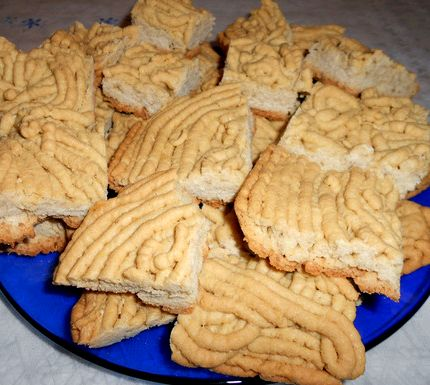 Печенье через мясорубку рецепт с фото пошагово в домашних