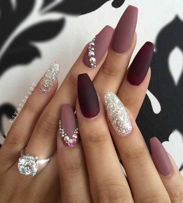 Pictures of fancy nails