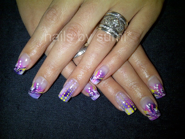Nails by sumi
