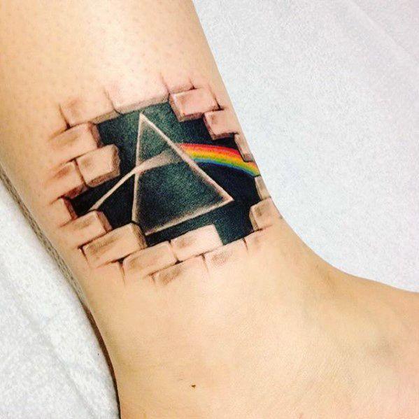 Pink floyd tatoo