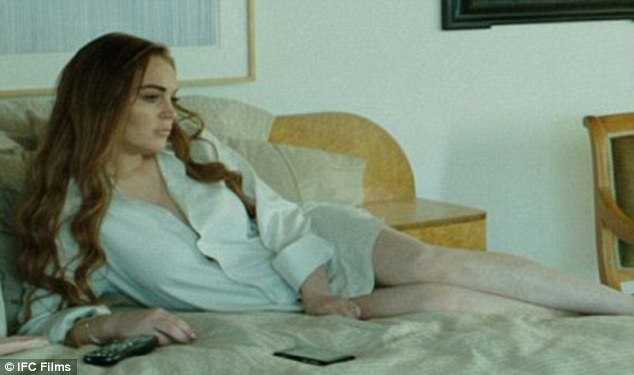 Lindsay lohan the canyons review