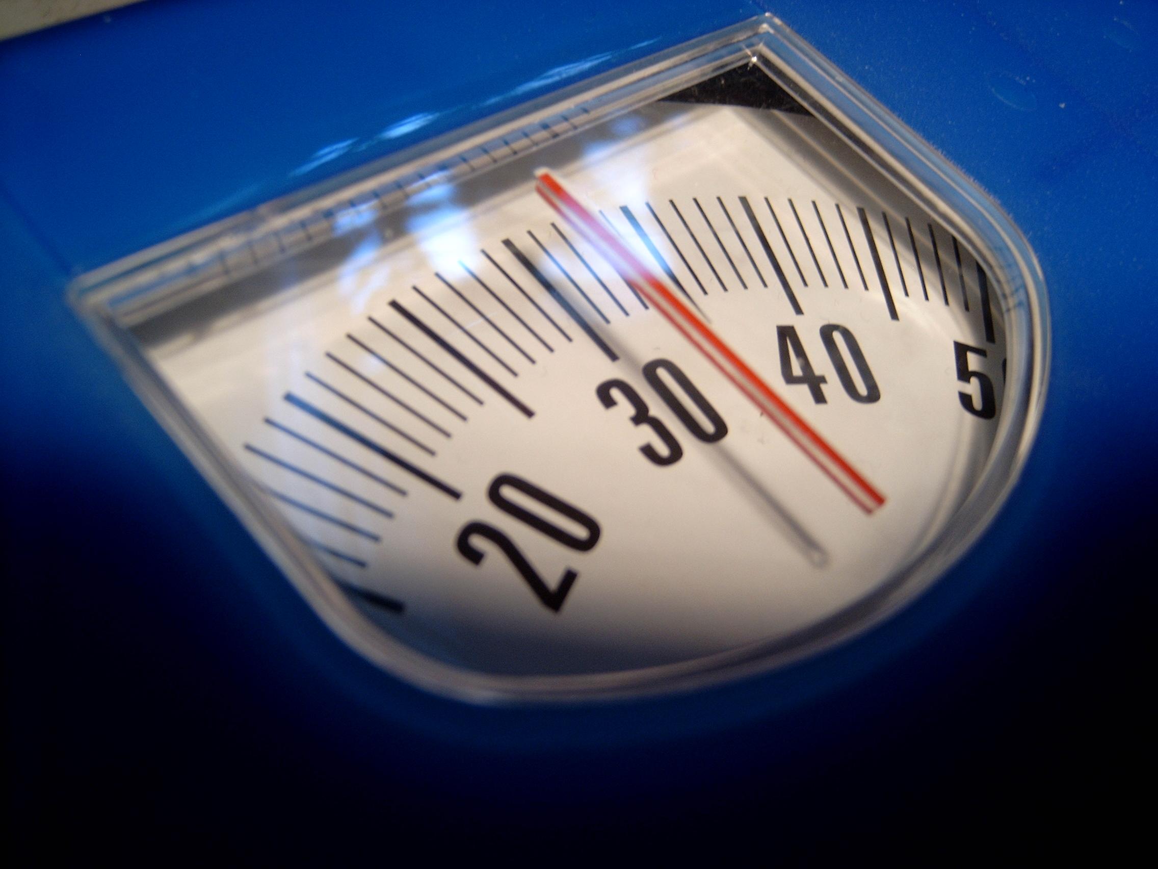 Как определить необходимый вес по росту