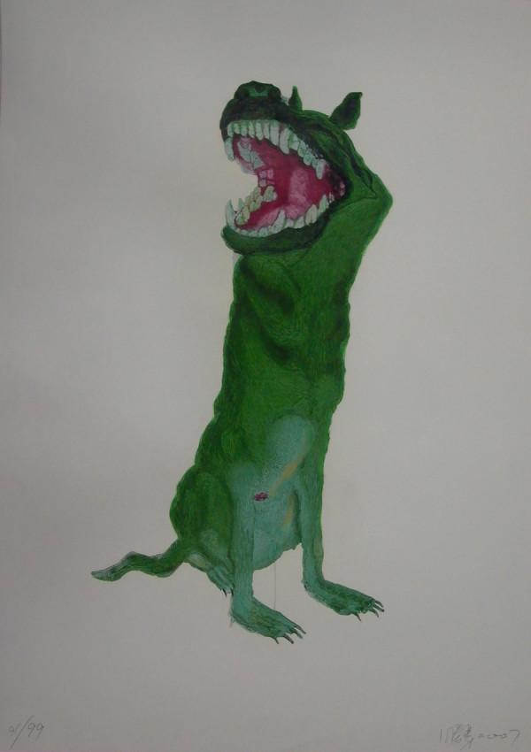Green Dog No.1