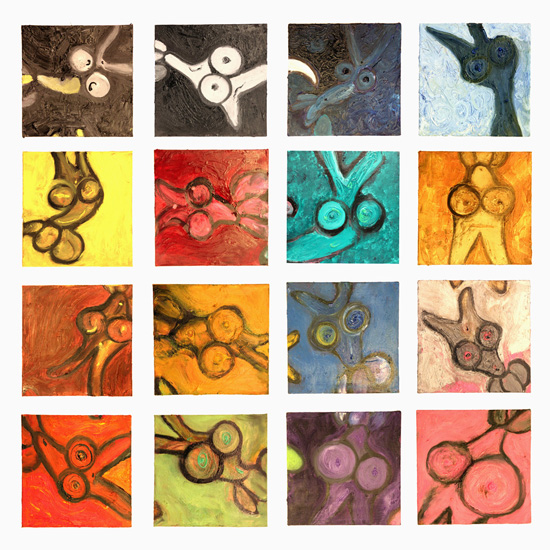 Jlee 360 – What Do You See 5 (16pcs) 10 inches x 10 inches