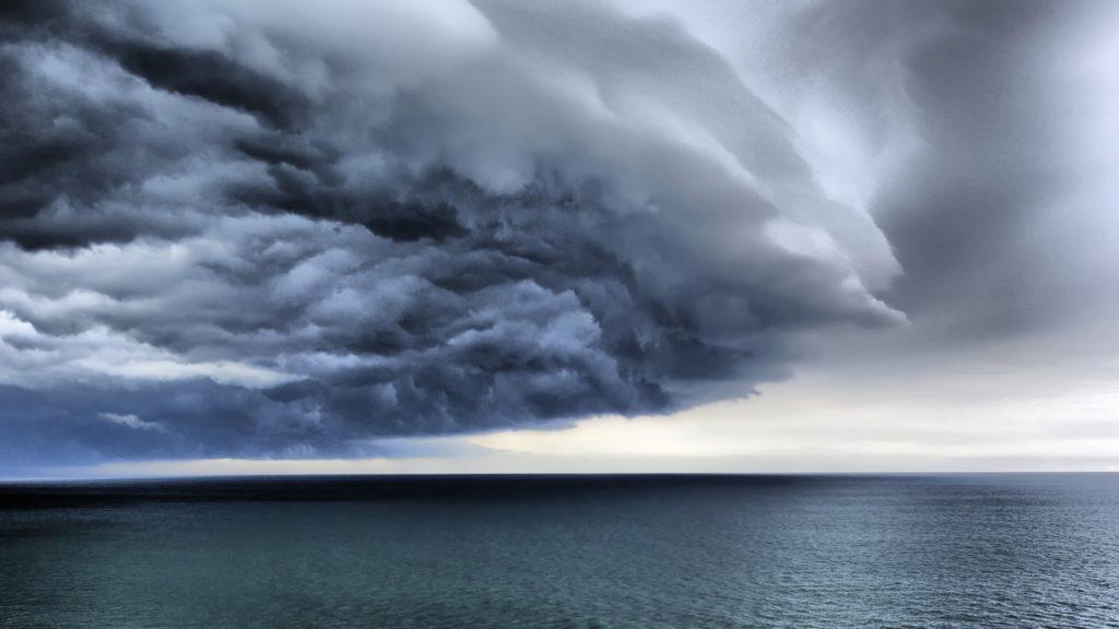 океан перед бурей