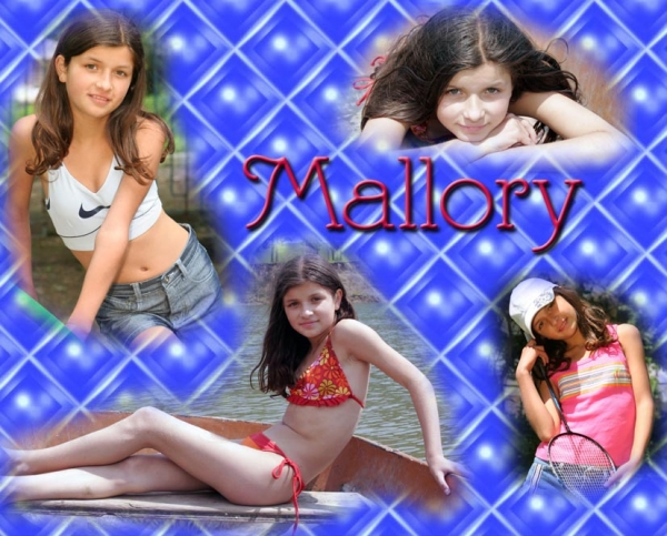 Top 100 little girl models