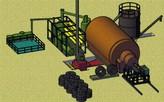 Установка для переработки отходов  цена