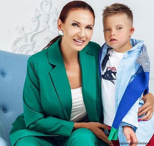 Эвелина бледанс и семен фото