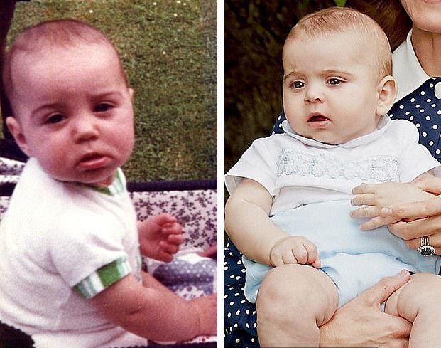 Фото детей принца уильяма и кейт миддлтон