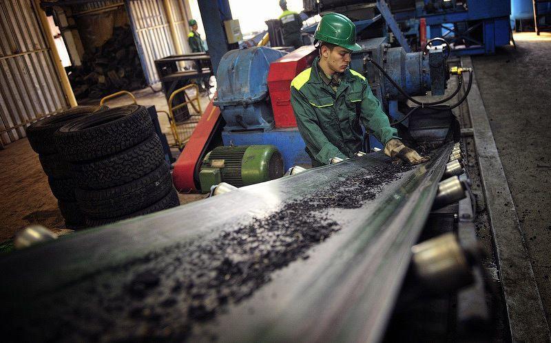 Переработка резины в крошку бизнес план