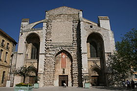 Image illustrative de l'article Basilique Sainte-Marie-Madeleine de Saint-Maximin-la-Sainte-Baume