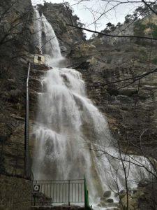 Где есть водопады в крыму