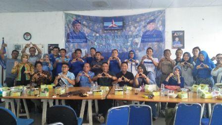 Demokrat Lampung Targetkan 30uara Pemilih Pada Pileg 2019