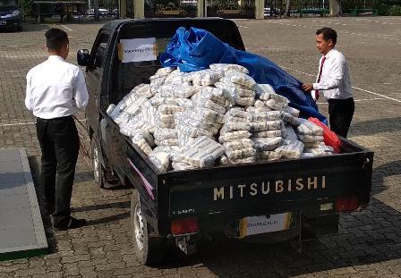 Polda Ungkap Kasus Garam Ilegal 50 Ton