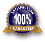 Call to Action- Satisfaction 100% Guaranteed