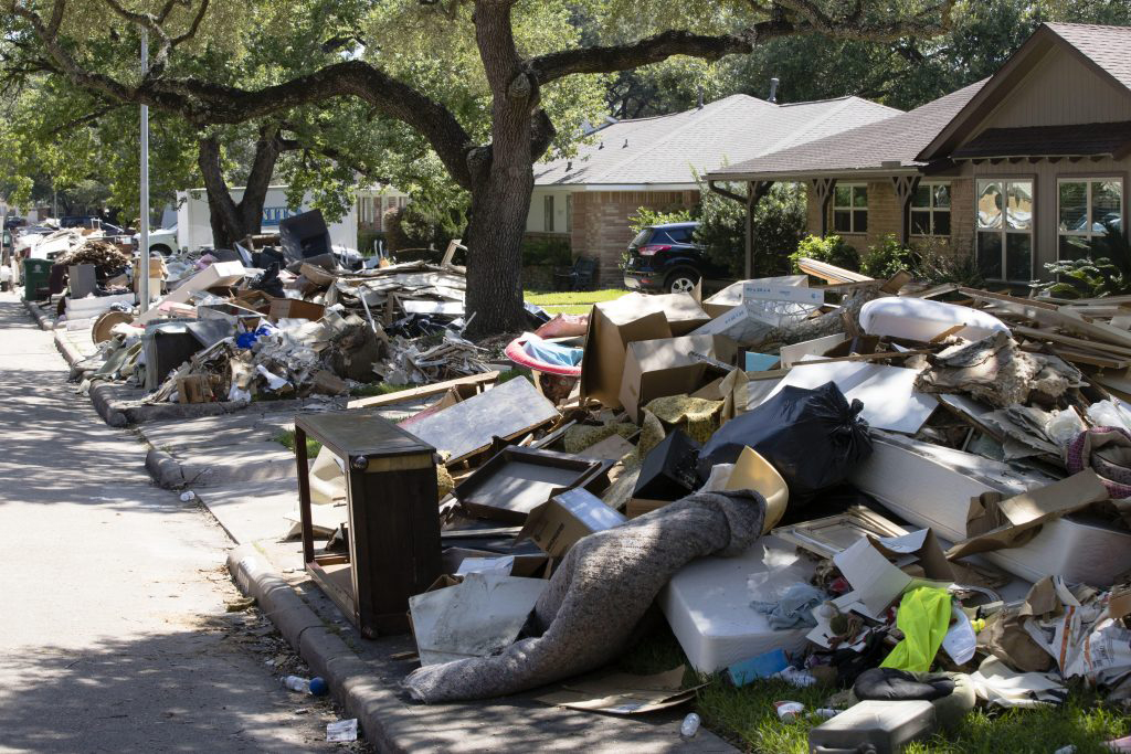 Pack-it-in Dumpsters - Piles of Junk
