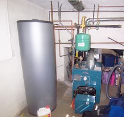 Airco Home Comfort Services - New Energy Efficient Furnace