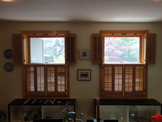 Top Notch Shutters - Plantation Shutters