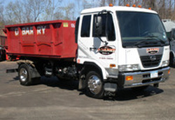D. Barry Rubbish Inc. - Dump Truck