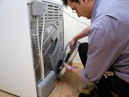 Morris County Appliance Repair - Working on a Broken Dryer