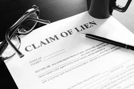 Taxation Solutions, Inc. - Claim of Lien Form