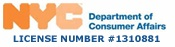 NYC Dept of Consumer Affairs License Number