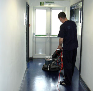 MBM Cleaning - cleaning commercial building