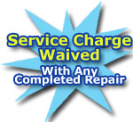 AJ's Appliance Service & Repair - Service Charge Waived