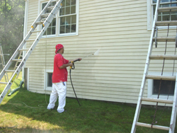 Randymars Painting and Contractors - Exterior Pressure Washing Service