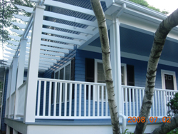 Randymars Painting and Contractors - Painting Exterior - Porch After