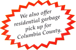 R & R Dumpster & Roll-Off Service, Inc. - Columbia County