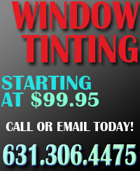 Parkway Car Stereo - Window Tinting
