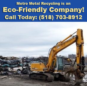 Metro Metal Recycling - Eco friendly banner