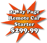 Audio Ace - Remote Start Deal