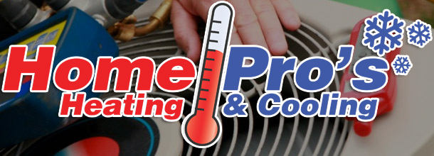 Home Pro's Heating & Cooling - Home Pros Logo