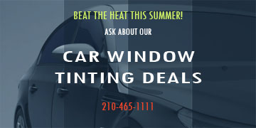 Window Tint Deals