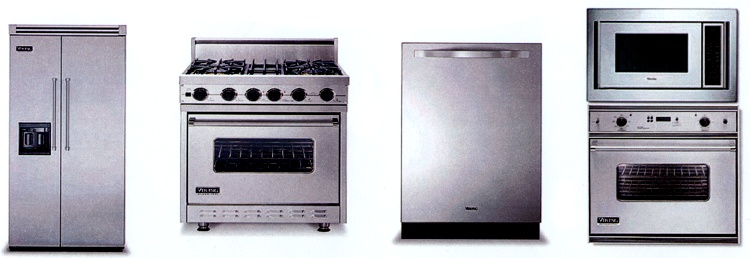 Alpha Appliance - Kitchen Appliances