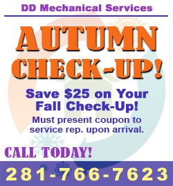 DD Mechanical Services - Tune Up Coupon