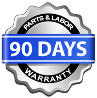 Knapp's Service & Appliance Repair LLC - warranty