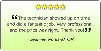 Knapp's Service & Appliance Repair LLC - customer review