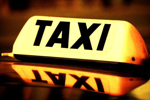 Let's Travel Taxi - Available Taxi Cab