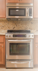 Appliance Repair, Inc.- Oven and microwave