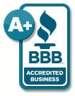 The Levy Group of Tax Professionals - BBB A+ Rating Logo