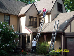 Mike's Window Cleaning and Gutter Service - Gutter Cleaning