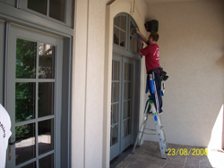 Mike's Window Cleaning and Gutter Services - Window Washing